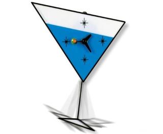 Martini-Clock